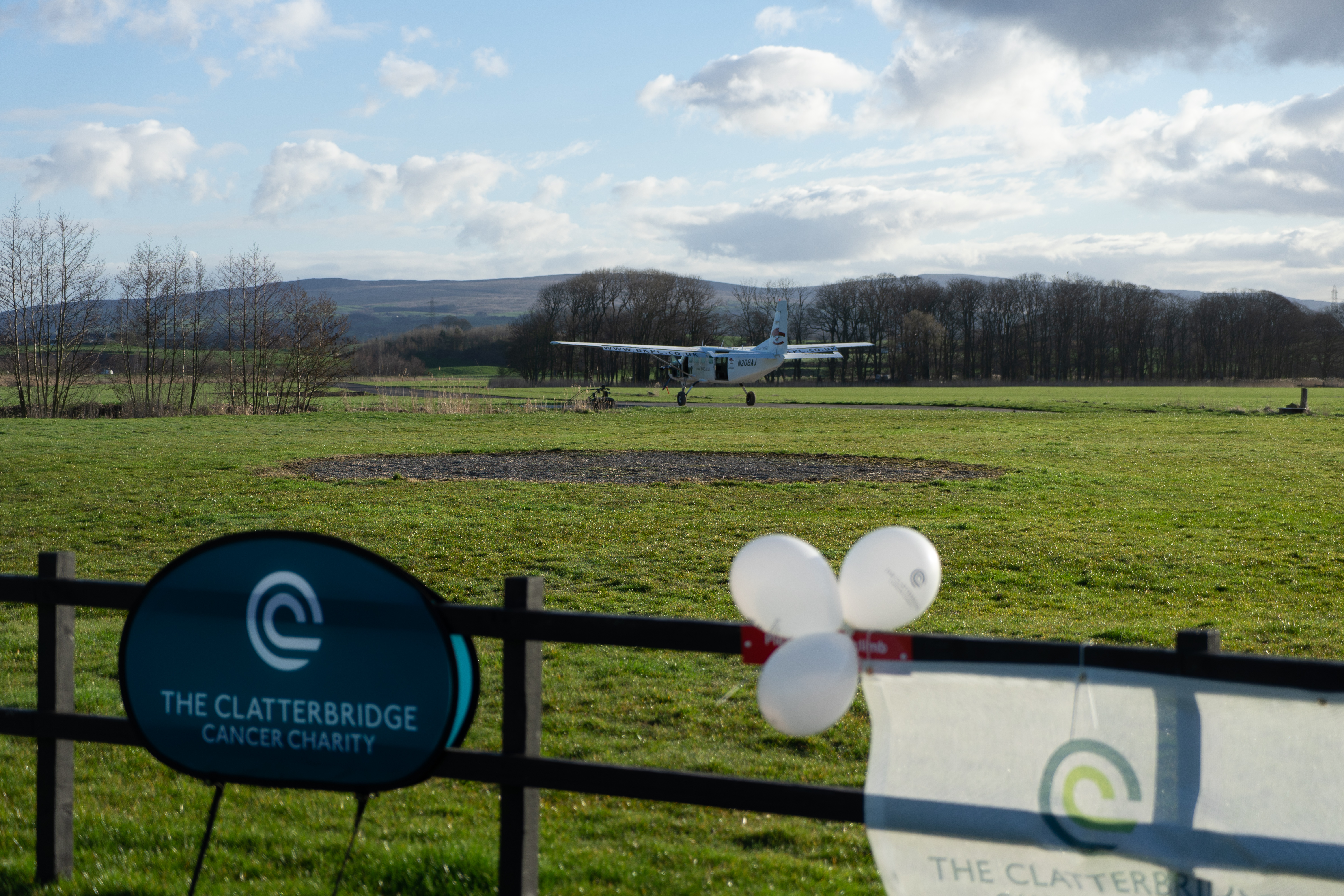 Skydive for Clatterbridge - Sunday 24 March 2019